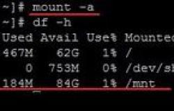 (转)阿里云linux服务器如何挂载数据盘